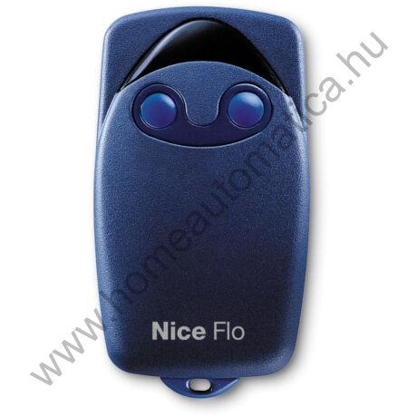 Nice Flo2 fixkódos 2 csatornás távirányító